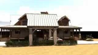The Madison: Log Home Design By Gravitas: Award Winning Handcrafted Log Cabin Plan