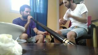 Didgeridoo + BeatBox - A L O N O L A