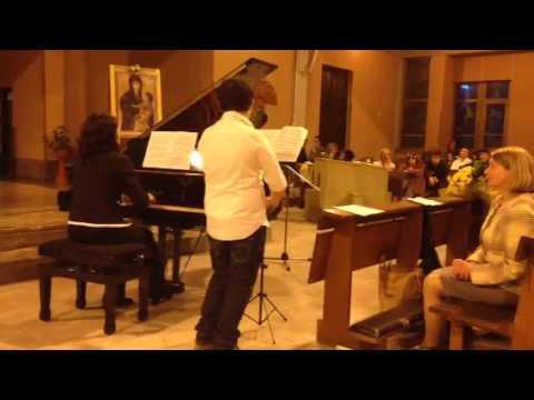 Romanza L. V. Beethoven opera 50