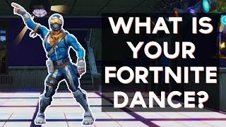 What Is Your Fortnite Dance? | Fun Tests