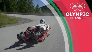 Luge star Chris Mazdzer on an incredible one shot road trip | Flow Mode