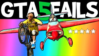 GTA 5 FAILS – EP. 18 (Funny moments compilation online Grand theft Auto V Gameplay)