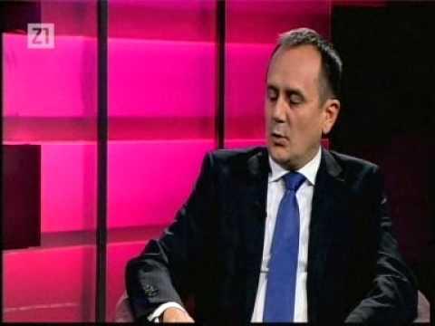 Vesna Kljajić uživo Drago Prgomet 01 11 2012 Z1 televizija