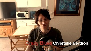 Crazy Blues by Christelle Berthon (Dannecker in C)