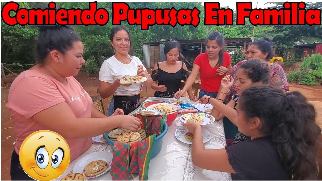 -Ahora Si Llego El Momento De Disfrutar En Famili Las Ricas Pupusas Salvadoreñas-P6/6
