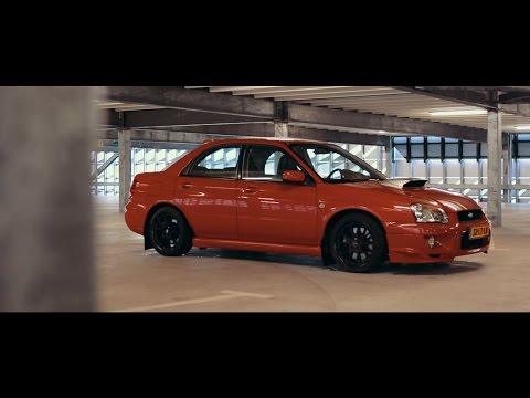 Leroy's Red Subaru WRX Blobeye | FlareRide