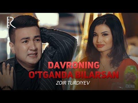 Zoir Turdiyev - Davroning o'tganda bilarsan | Зоир Турдиев - Давронинг утганда биларсан #UydaQoling