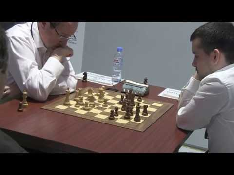2016-09-25 GM Gelfand - GM Nepomniachtchi Moscow Tal Memorial Blitz