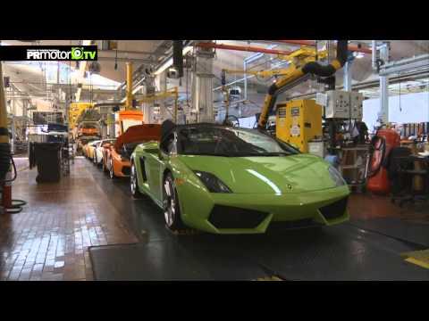 Lamborghini - Historia de un mito - Programa Completo -Car News TV - PRMotor TV Channel