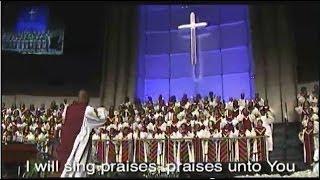 """I Will Sing Praises"" Richard Smallwood, United Voices"