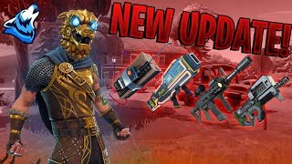 *NEW* UPDATE LOOT LLama + C4 & MORE COMING TO FORTNITE BATTLE ROYALE!