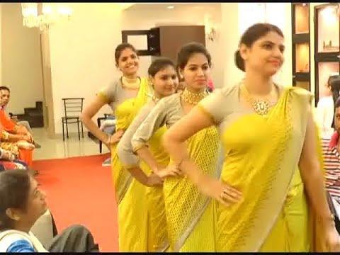 Karnal TANISHQ Ladies Jewellery Ramp Walk Show Live Watch & Share