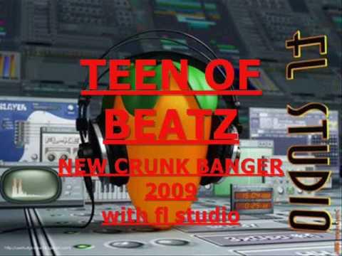 Teen of crunk