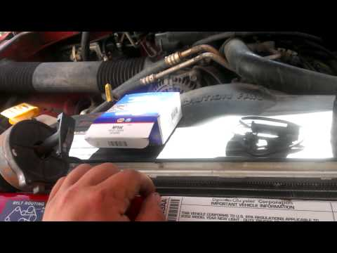 Dodge ram stalling problem fix part1