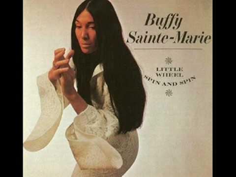 "Buffy Sainte Marie - ""Sir Patrick Spens"""