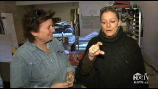 Cherie Stinson and Chef Lynn Crawford on New Resto Ruby Watchco