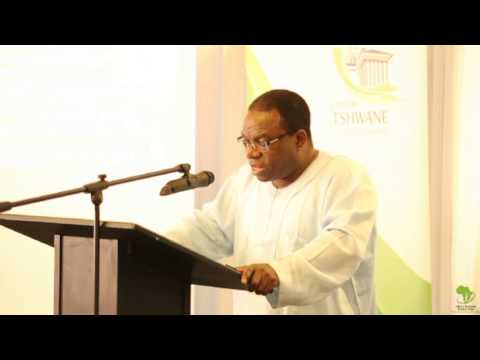 The Third Annual Scramble for Africa Conference 2013 - Prof Jimi Adesina Part 1