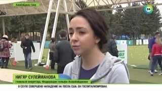 Игра для интеллектуалов: в Азербайджане активно развивают гольф
