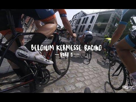 My guide to kermesse racing in Belgium