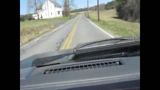 1983 Chevrolet Citation X-11 drive around