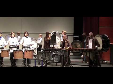 Hillsdale Drumline Star Wars 2010 Cuyamaca Cuyamaca college Part one