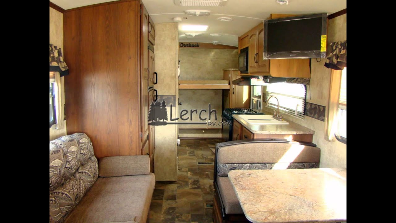 Outback Travel Trailer Rs