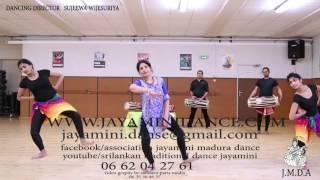 Sri lankan traditional dance GODASARABA 10