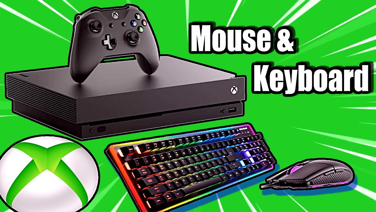 How To Use A Mouse And Keyboard On Xbox One With Usb Hub No Adapters 100 Works Youtube