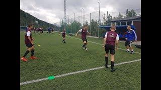 CZ3-Gutek po raz V na Obozie Polish Soccer Skills Tym razem Zakopane-VII Turnus-Trening Strzelecki
