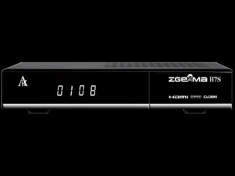 Airdigital Zgemma H7 UHD 4K KODI 17.1 with openATV 6.0