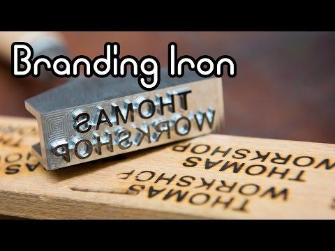 How to make: Branding Iron