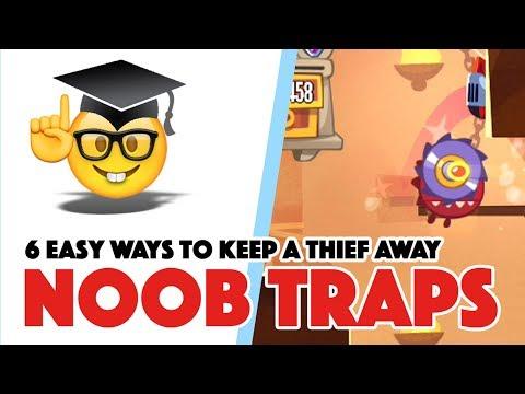 King of Thieves - SIX NOOB TRAPS