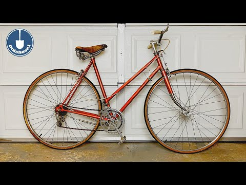 Vintage Bike Restoration - 1964 Carlton Catalina
