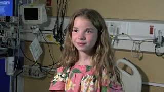 12-year-old Girl Fights For Health Care Coverage