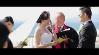 Julie & Allen | Ritz Carlton, Half Moon Bay