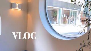vlog 결혼1년차 신혼부부 브이로그 | 하프커피 노티…