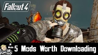 Fallout 4 Mods: 5 Mods Worth Downloading #7