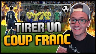 TUTO FIFA #1 - COMMENT TIRER UN COUP FRANC EN FORCE SUR FIFA 16 ?