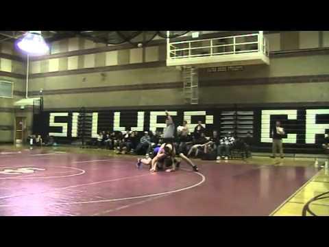 Longmont High School Wrestling 11-12   Longmont Colorado   JV vs Silver Creek High School 1