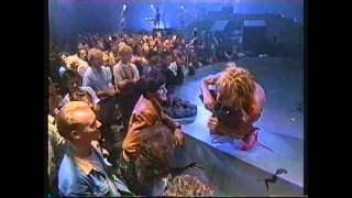Iggy Pop - I Wanna Be Your Dog (Live 1988 on UK TV Show Wired)