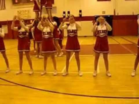 Selden Middle School Cheer 2010