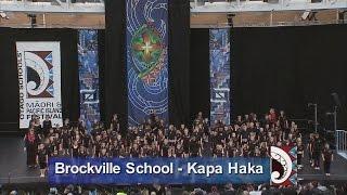 Brockville School - Kapa Haka - Otago Polyfest 2016