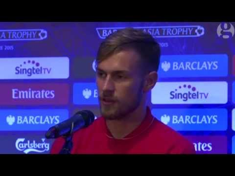 Arsenal's Arsène Wenger stunned by Robin van Persie transfer