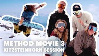 The Kitzsteinhorn Snowboarding Session | The Method Movie 3