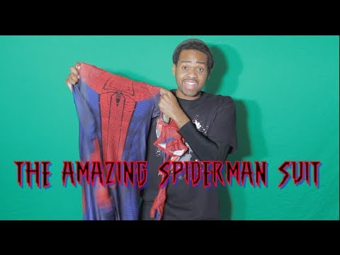 The Amazing Spiderman Suit Review