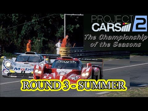 PC2 - The Championship of the Seasons: Summer