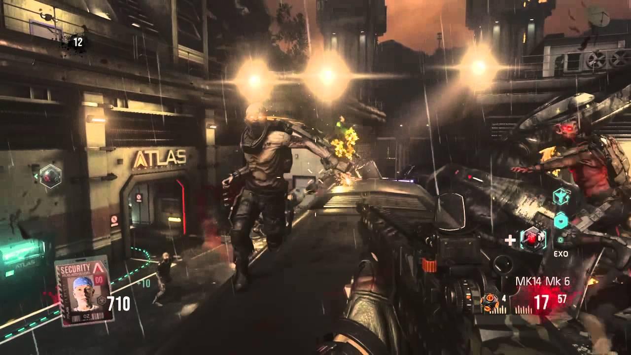Call Of Duty Advanced Warfare Xo Zombie Part 6