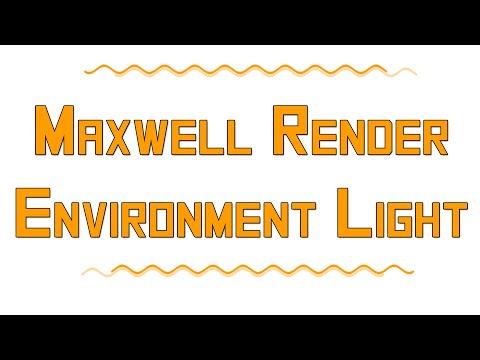 NextLimit Maxwell Render - Environment Light   Living Room   Earth Globe