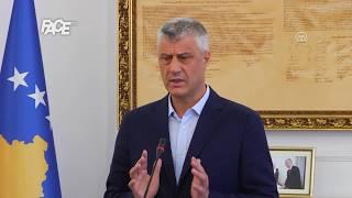 Vučić i dalje smatra da je Kosovo dio Srbije i da je Kosovo srce Srbije. Nerealan je, poručuje Thaci