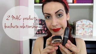 2 προϊόντα  M·A·C που έχω σχέση αγάπης-μίσους! Thumbnail